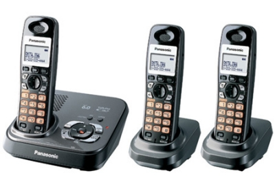 Panasonic - KX-TG9333T - Cordless Phones