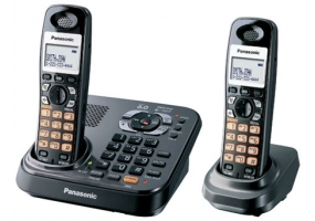 Panasonic - KX-TG9342T - Cordless Phones