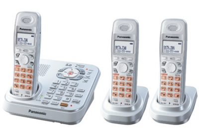 Panasonic - KX-TG9343S - Cordless Phones