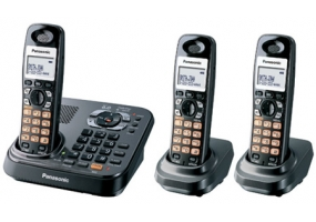 Panasonic - KX-TG9343T - Cordless Phones