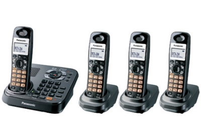 Panasonic - KX-TG9344T - Cordless Phones