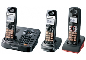 Panasonic - KX-TG9348T - Cordless Phones