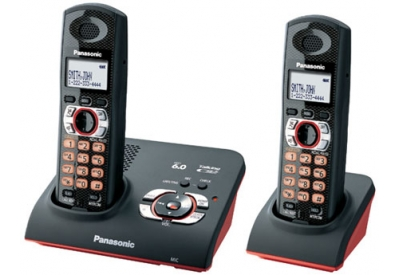 Panasonic - KX-TG9372B - Cordless Phones