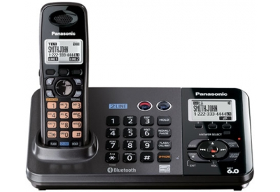 Panasonic - KX-TG9381T - Cordless Phones