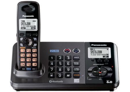 Panasonic - KX-TG9381T - Cordless Phones