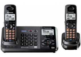Panasonic - KX-TG9382T - Cordless Phones