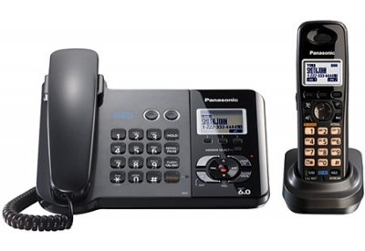 Panasonic - KX-TG9391T - Cordless Phones