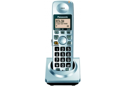 Panasonic - KX-TGA101S - Additional Cordless Handsets
