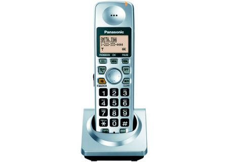 Panasonic - KX-TGA101S - Additional Cordless Handsets