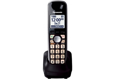 Panasonic - KX-TGA401B - Additional Cordless Handsets