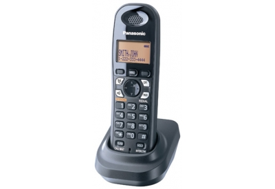 Panasonic - KX-TGA430B - Additional Cordless Handsets