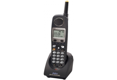 Panasonic - KX-TGA450B - Additional Cordless Handsets