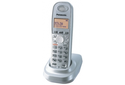 Panasonic - KX-TGA630S - Additional Cordless Handsets