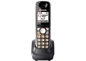 Panasonic - KX-TGA651B - Additional Cordless Handsets