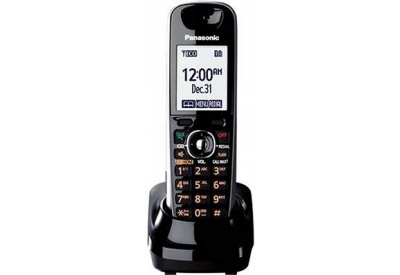 Panasonic - KX-TGA750B - Additional Cordless Handsets