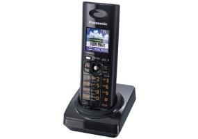 Panasonic - KX-TGA820B - Additional Cordless Handsets