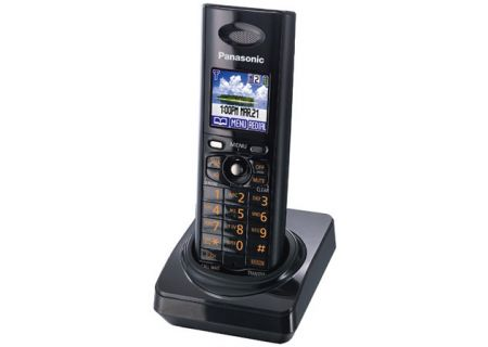 Panasonic - KX-TGA820B - Additional Cordless Handsets