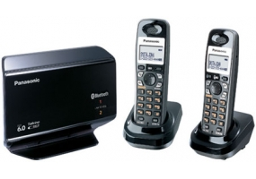 Panasonic - KX-TH1212B - Cordless Phones