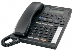 Panasonic - KXTS3282B - Corded Phones