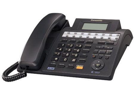Panasonic - KX-TS4300B - Corded Phones