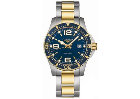 Longines - L3.640.3.96.7 - Mens Watches