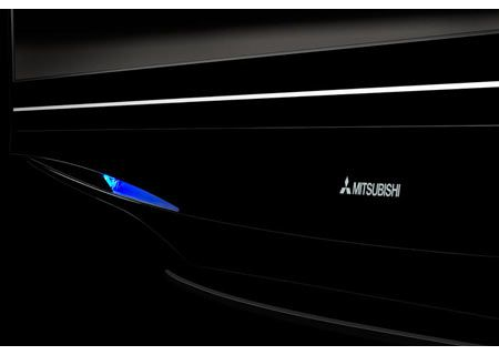 Mitsubishi - L65-A90 - DLP Projection TV