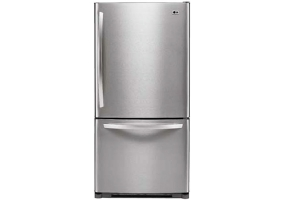 LG - LBC22520TT - Bottom Freezer Refrigerators