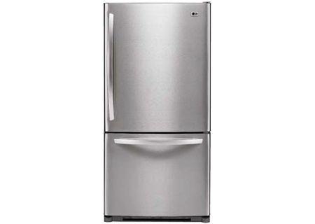 LG - LBC22520TT - Bottom Freezer Refrigerators