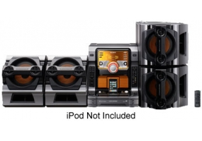 Sony - LBT-ZX99i - Mini Systems & iPod Docks