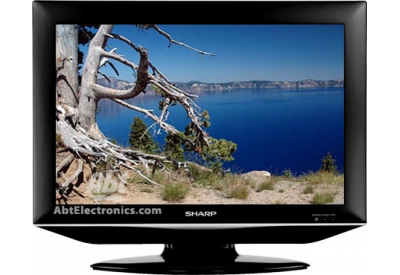 Sharp - LC-19DV22U - LCD TV