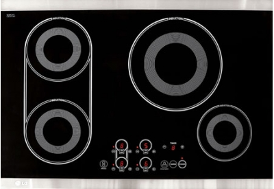LG - LCE30845 - Electric Cooktops