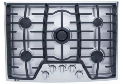 LG - LCG3691ST - Gas Cooktops