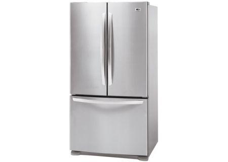 LG - LFC25770ST - Bottom Freezer Refrigerators