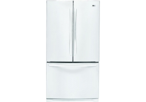 LG - LFC25770SW - Bottom Freezer Refrigerators
