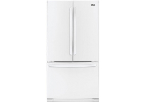 LG - LFC25776SW - Bottom Freezer Refrigerators