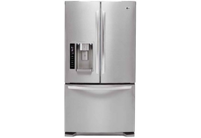 LG - LFX21975ST - Bottom Freezer Refrigerators