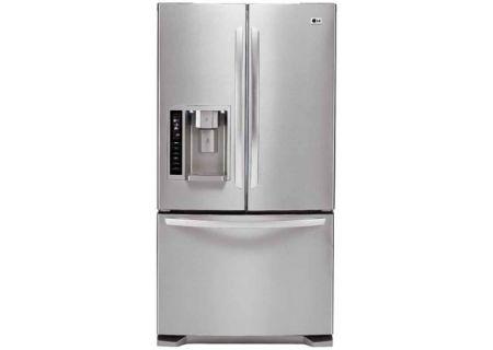 LG - LFX21975ST - Bottom Freezer Refrigerators