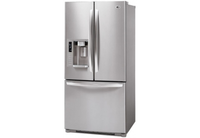 LG - LFX23961ST - Bottom Freezer Refrigerators
