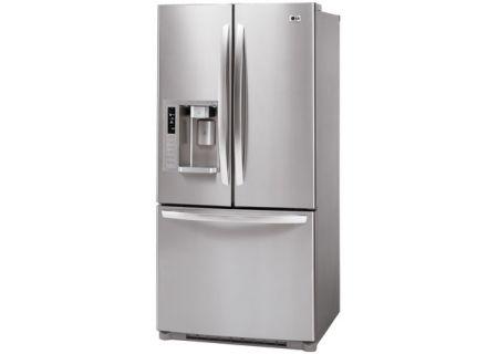 LG - LFX23961ST - Bottom Freezer Refrigerators