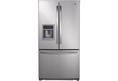 LG - LFX25961AL - Bottom Freezer Refrigerators