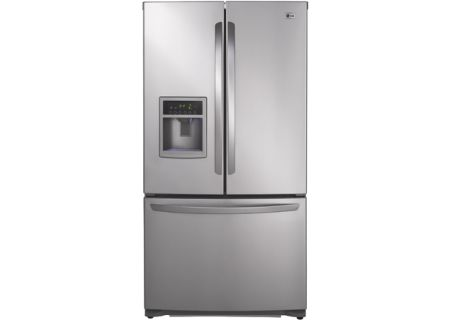 LG - LFX25961AL - Bottom Freezer Refrigerators