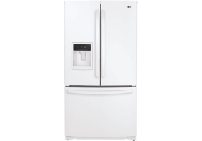 LG - LFX25961SW - Bottom Freezer Refrigerators