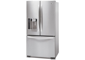 LG - LFX25971ST - Bottom Freezer Refrigerators