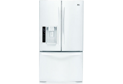 LG - LFX25971SW - Bottom Freezer Refrigerators