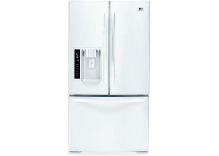 LG - LFX25971SW - Bottom Freezer Refrigerators