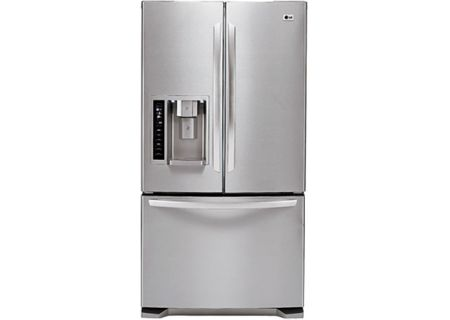 LG - LFX25975ST - Bottom Freezer Refrigerators