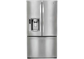 LG - LFX28977ST - Bottom Freezer Refrigerators