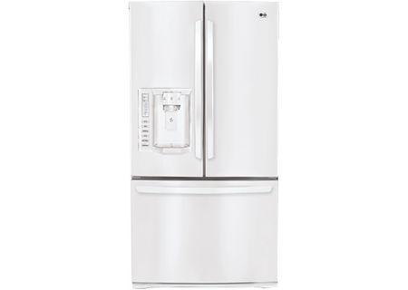 LG - LFX28977SW - Bottom Freezer Refrigerators