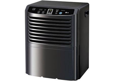 LG - LHD659EBL - Dehumidifiers