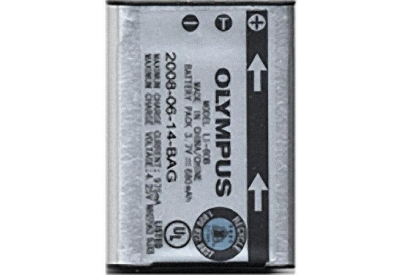 Olympus - LI-60B - Digital Camera Batteries and Chargers